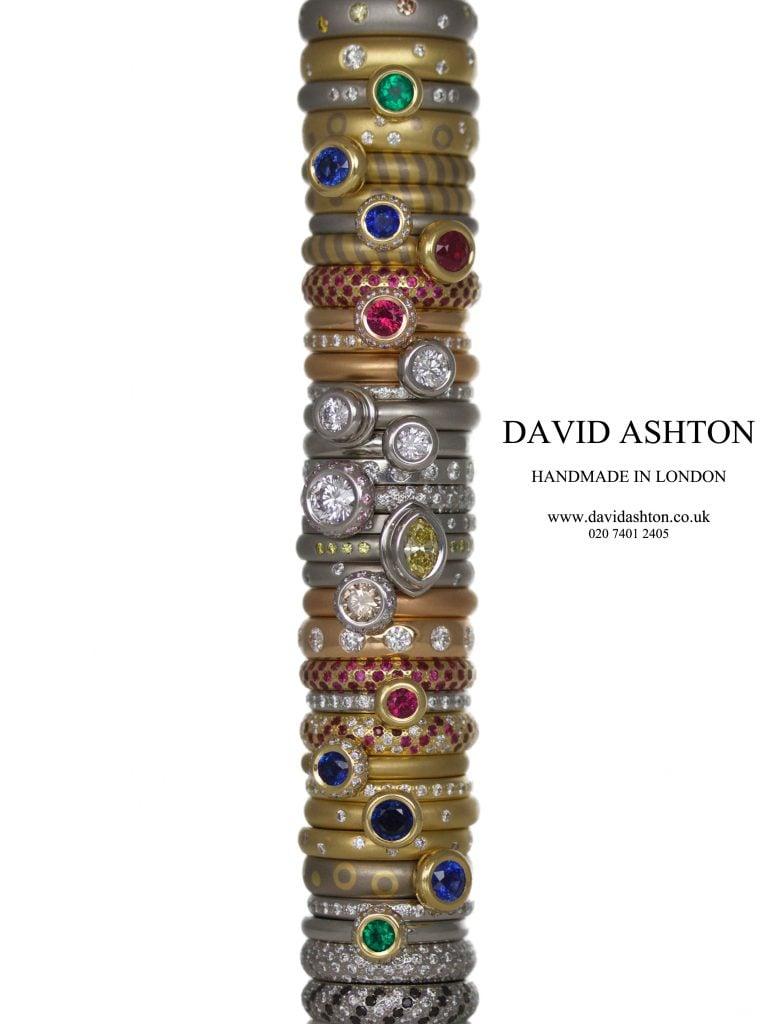 New stacking ring advert 2017 David Ashton